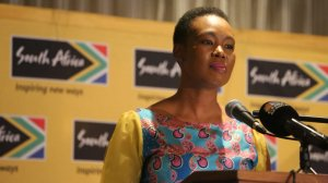 GCIS: Minister Stella Ndabeni-Abrahams Extends Sincere Condolences To The Family Of The Late Raymond Louw