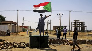 African Union suspends Sudan, demands civilian administration