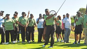Presidential Golf Challenge has been 'hijacked by the rich', says Yengeni after missing out on invite