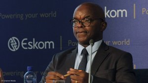 Eskom: Eskom appoints the head of its Generation Business