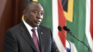 SA: Cyril Ramaphosa: Address by President, during his State of The Nation Address, Parliament, Cape Town (20/06/19)