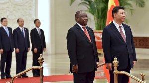 CDC: SA/China sign 87 Trade Cooperation Agreements