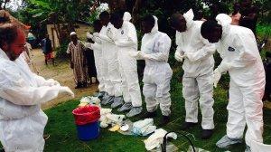 Ebola case confirmed near South Sudan border