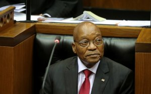 Zuma confirms Zondo commission appearance