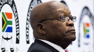 Former President Zuma and the State Capture Commission of Inquiry