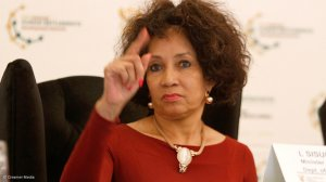 Sisulu promises traction in water sector