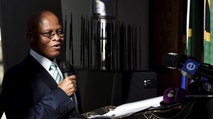 Corruption 'isn't a black thing' – Chief Justice Mogoeng Mogoeng