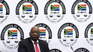 Zuma's legal team threaten to withdraw him from inquiry