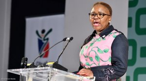 DSD: Minister Lindiwe Zulu on plight of unemployed social workers