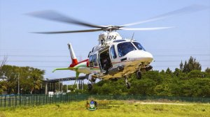 KZN MEC Nomusa Dube-Ncube Unveils Two Helicopters Worth R250 Million Bought By Transnet In Richards Bay