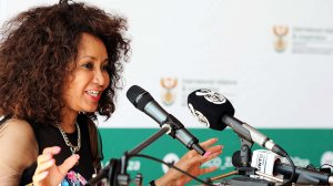 DWS:Lindiwe Sisulu, Address by Minister of Water and Sanitation, during a media brifing on the Department's reponse to the drought, Cape Town (03/12/19)