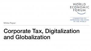 Corporate Tax, Digitalization and Globalization