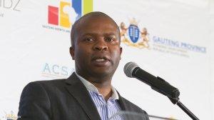 Gauteng govt to intervene in Tshwane, seeks legislation to better manage coalitions
