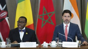 Canadian PM meets African leaders to discuss conflict resolution, economic security