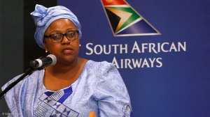 Myeni: Zuma had no role in my appointment at SAA