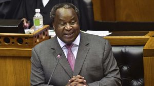 Moody's voices warning on Mboweni's budget
