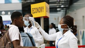 Covid-19 presents 'clear and present danger' to South African economy