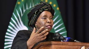 SA: Nkosazana Dlamini Zuma: Address by Minister of Cooperative Governance and Traditional Affairs, on the Gazetted Regulations as part of government's intervention measures on Covid-19 Coronavirus (19/03/2020)