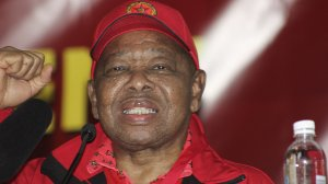 SACP: Blade Nzimande: Address by SACP General Secretary, on the war against the Covid-19 pandemic, Ekurhuleni (23/03/2020)