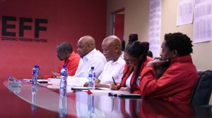 Coronavirus: EFF forbids all meetings, closes offices as lockdown only 'logical' solution