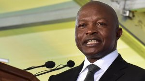 Mabuza tests negative, urges S Africans to stop spread of virus