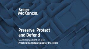 Preserve, Protect and Defend: Global Nationalization Risk