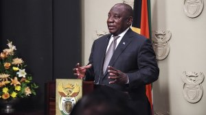SA: Cyril Ramaphosa: Address by South Africa's President, for the virtual Good Friday Service, St George's Cathedral, Cape Town (10/04/2020)
