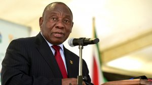 SA: Cyril Ramaphosa: Address by South African President, at the virtual meeting of the AU Bureau of Heads of State and Government Meeting with African Business Leaders (22/04/2020)