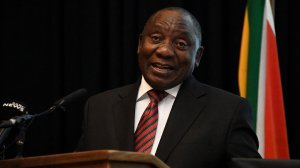 SA: Cyril Ramaphosa, Address by SA President, on South Africa's Response To Coronavirus, Union Buildings, Tshwane (24/05/20)