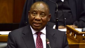 SA: Cyril Ramaphosa: Address by South Africa's President, during engagement with South African National Editors Forum (31/05/2020)