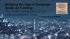 Bridging the Gap in European Scale-up Funding: The Green Imperative in an Unprecedented Time
