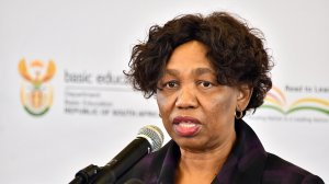 Don't panic over Covid-19 cases at schools – Motshekga