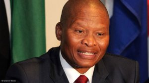 """Chief Justice Mogoeng abusing his position to support """"apartheid Israel"""", says Sasco"""