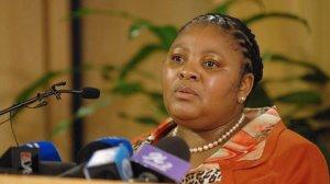 No reason why SA should stop selling arms to Turkey – Mapisa-Nqakula
