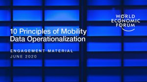 10 Principles of Mobility Data Operationalization