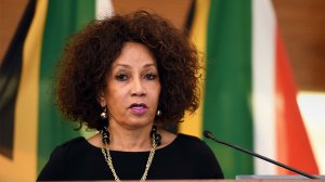 Minister Sisulu reiterates commitment by government to achieve SDG6 goals amid COVID-19
