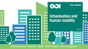 Urbanisation and human mobility: fact sheets