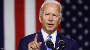 Riding high in polls, Biden begins courting Republican voters