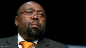 Labour Minister Thulas Nxesi admitted to hospital with Covid-19