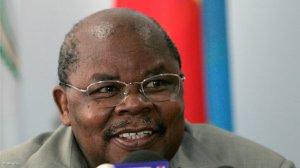 Tanzania's former president Mkapa dies, presidency says