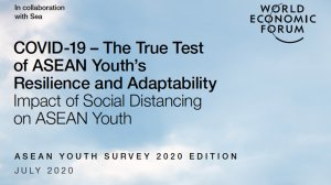 COVID-19 – The True Test of ASEAN Youth's Resilience and Adaptability
