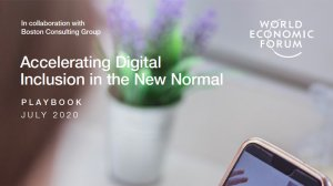 Accelerating Digital Inclusion in the New Normal