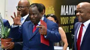 Mboweni asked to reveal govt procurement guidelines for Covid-19 materials following corruption allegations