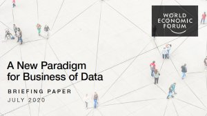 New Paradigm for Business of Data