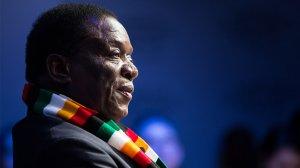 Zimbabwe's Mnangagwa slams 'rogue' citizens, accusing them of destabilising country