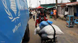 Central African Republic receives food assistance from World Food Programme
