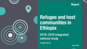 Refugee and host communities in Ethiopia: 2018–2019 integrated national study