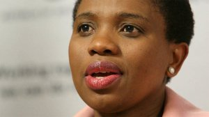 Jiba in the dark about NPA's decision to institute charges against her, says lawyer