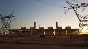 Eskom warns of possible blackouts after belt feeding coal to Medupi station snaps