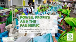 Power, profits and the pandemic